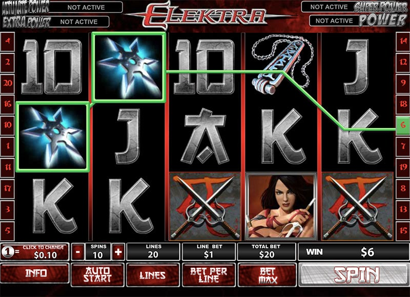 slot machine online elektra