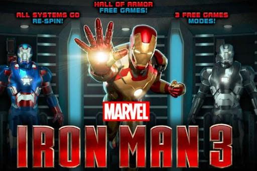 logo alternativo iron man 3