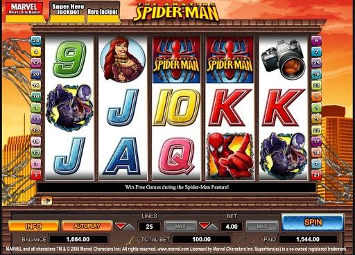 Spider Slots